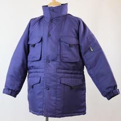 【送料無料】サンエス-60℃に耐える冷凍倉庫用防寒コートST8000