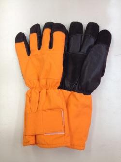 冷凍倉庫防寒手袋5本指