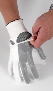 手袋2枚履き